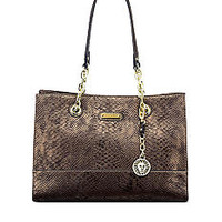 Anne Klein Coast Is Clear Small Tote - Belk.com