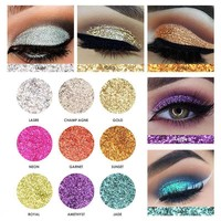 Unicorn Glitter Eyeshadow Pallete