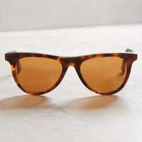 Super by Retrosuperfuture Man Team Sunglasses in Brown Motif Size: One Size Eyewear