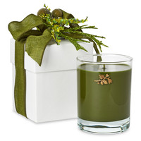14 oz Candle Gift Box, Christmas Fir, Filled Candles