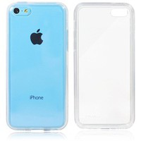 Ultra Thin Air Case Cover for iPhone 5C (Crystal Clear)
