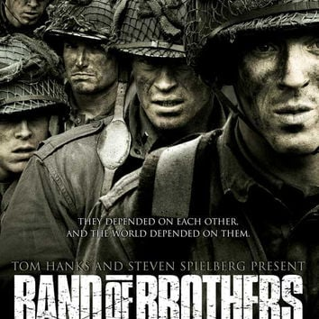 Band of Brothers 11x17 Movie Poster (2001)