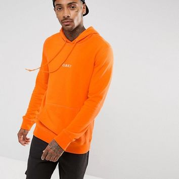 Obey Corsaire Hoodie With Embroidered Logo at asos.com