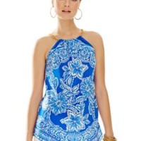 Cabana Halter Top - Lilly Pulitzer