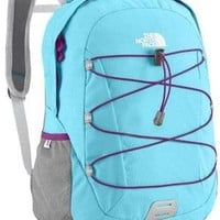 The North Face Happy Camper Backpack Turquoise Blue