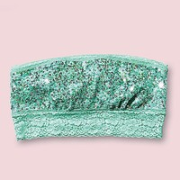 Allover Lace Bandeau Bra