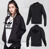 adidas Originals CLRDO Track Jacket - Black
