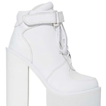 Jeffrey Campbell Pole Vault Platform Boot