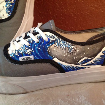 The Great Wave Vans