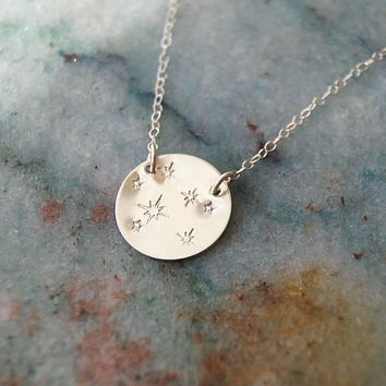 Among The Stars Necklace