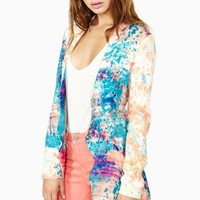 Painted Lady Blazer