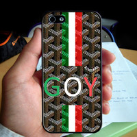 Talo Custom Monogram Goyard phone case for Iphone 4 4S 5 5S 6 6plus Samsung Galaxy S3 S4 S5 S6 S6Edge Note 3 Note 4 cover