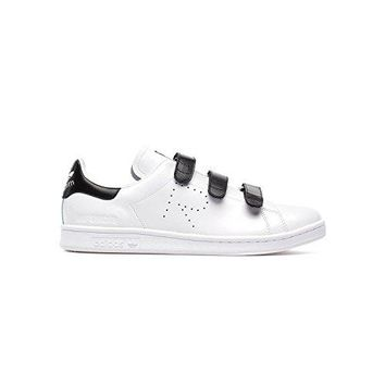 quality design 68749 8b93e adidas Men s Raf Simons Stan Smith Comfort White Black BB2682