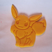 Eevee Inspired Cookie/Fondant Cutter