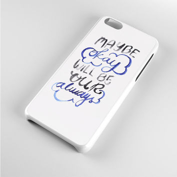 TFIOS Maybe Okay iPhone 5c Case
