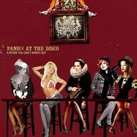 Panic! At The Disco - A Fever You Can't Sweat Out LP Vinyl