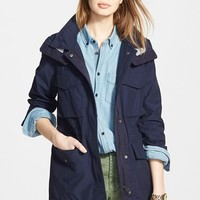 Women's Madewell 'Fieldwalk' Hooded Jacket