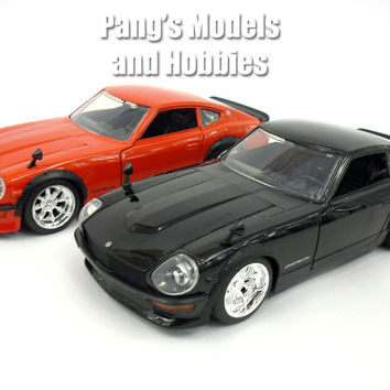 Datsun 240Z 1972 Diecast 1/24 Scale Model by Jada