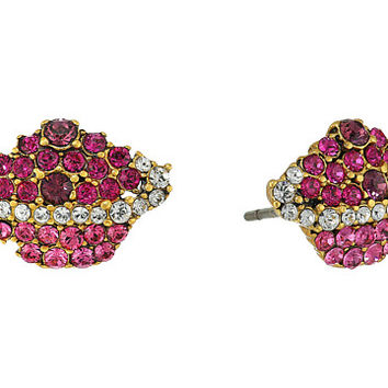 Marc Jacobs Charms Celestial Strass Planet Studs Earrings
