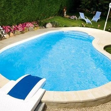 In-Ground swimming pool LIBERTY DESJOYAUX by Desjoyaux Italia