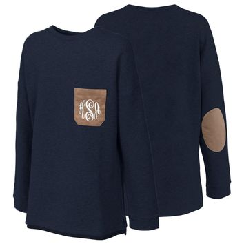 Monogrammed Preppy Patch Tunic | Marleylilly