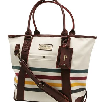 "Pendleton Glacier Park 20"" Canvas Travel Tote 