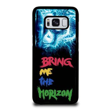ELECTRIC SKULL BONE Samsung Galaxy S3 S4 S5 S6 S7 Edge S8 Plus, Note 3 4 5 8 Case Cover