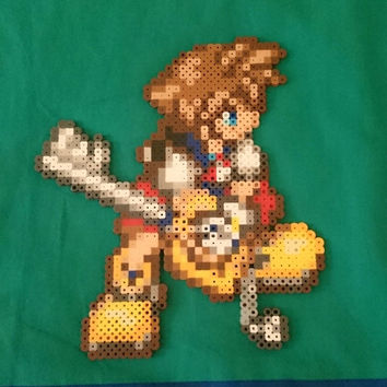 Sora from Kingdom Hearts: Chain of Memories