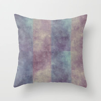 123 Throw Pillow by Munich