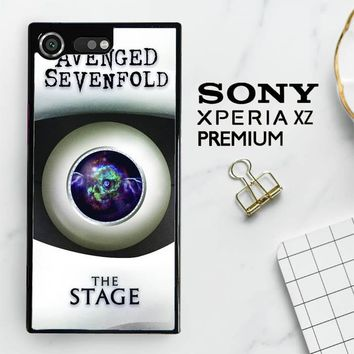 The Stage Avenged Sevenfold Z4092 Sony Xperia XZ Premium Case