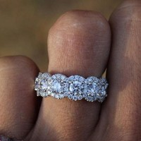 New line of miniature diamond-studded party engagement rings is selling like hot cakes