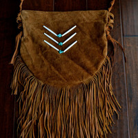 HOLIDAY SALE GYPSY Traveler Large Boho Recycled Leather Fringe Tote Tribal Bag
