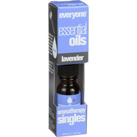 Eo Products Everyone Aromatherapy Singles - Essential Oil - Lavender - .5 Oz