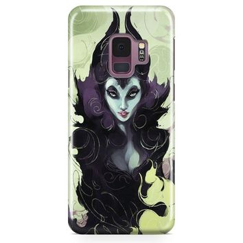 Disney Villains Samsung Galaxy S9 Case | Casefantasy