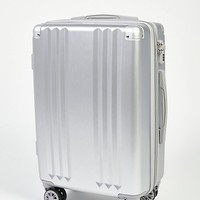 Amber Brushed Metallic Carry-On