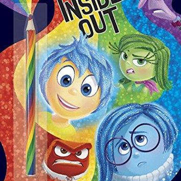 Rainbow of Emotions Disney-Pixar Inside Out Color Plus Rainbow Pencil
