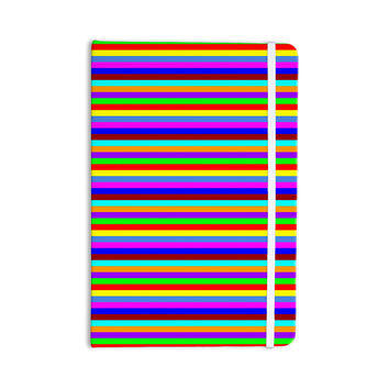 "Trebam ""Bombon"" Rainbow Stripes Everything Notebook"