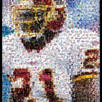 Washington Redskins Sean Taylor Mosaic INCREDIBLE