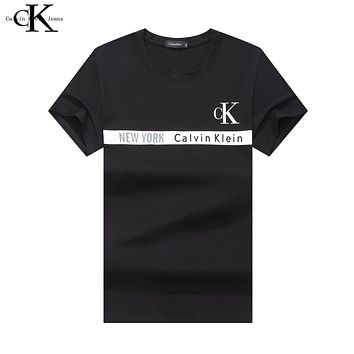 Boys & Men Calvin Klein Casual Fashion Shirt Top Tee