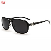 Hermes Fashion Women Men Personality Sun Shades Eyeglasses Glasses Sunglasses I12379-1