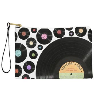 Belle13 Golden Oldies Vinyl Love Pouch