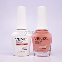 Veniiz Match UV Gel Polish V007 Chateau Cream