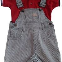 Mayoral Polo & Overalls