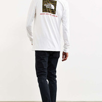 The North Face Red Box Long Sleeve Tee - Urban Outfitters