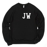 Jacob Whitesides 97-Unisex Black Sweatshirt