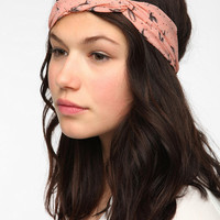 Dancing Sparrow Headwrap
