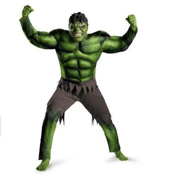 ac PEAPO2Q New Avengers Hulk Costumes for kids/ Fancy dress/Halloween Carnival Party Cosplay Boy Kids Clothing Decorations Supplies