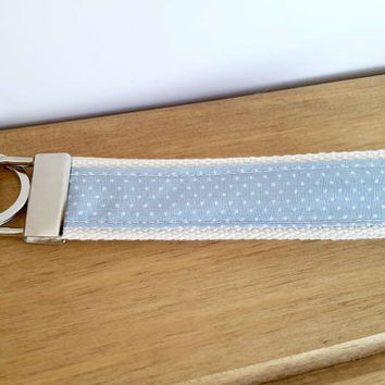 Wrist Strap Key Fob, Wrist Strap Key Ring, Webbing Key Chain, Teachers Gift, Gift For Her, Christmas Stocking, Wrist Strap, Wrist Band