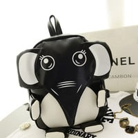 Comfort Hot Deal Back To School On Sale College Stylish Korean Cartoons Pattern Casual Backpack [6582163591]