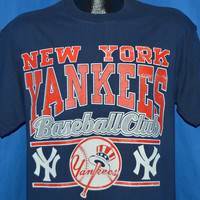 90s New York Yankees t-shirt Medium